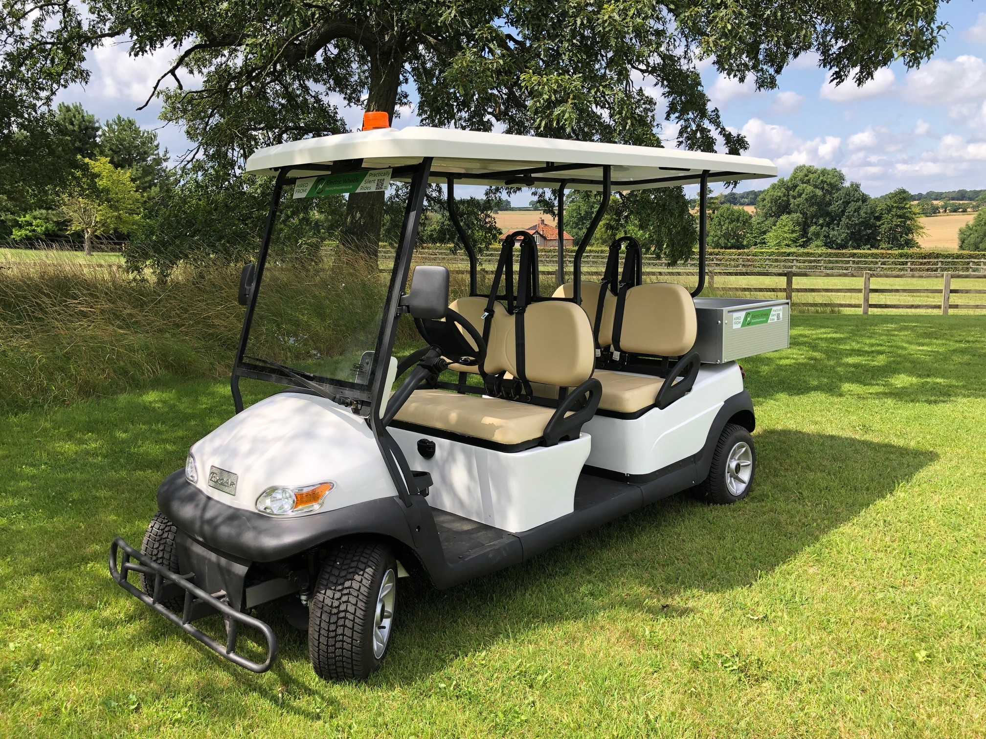 Golf Buggy x 4 person v2